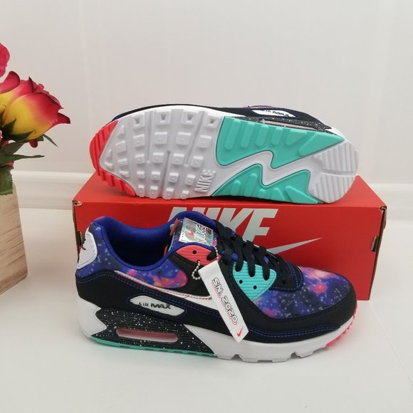 Nike Shoes Air Max 90 Galaxy Supernova 2020 Poshmark